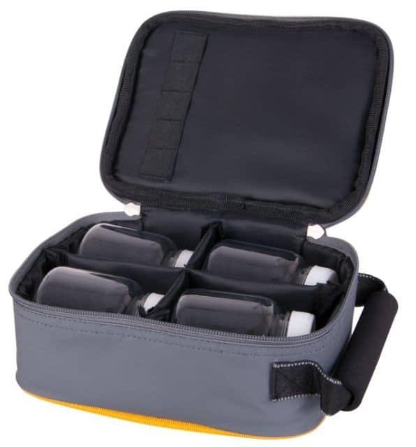 SAEBGER MS Range Compact 3 Diptasche Angeltasche